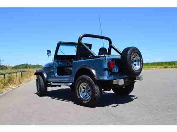 JEEP CJ7 Class of 86