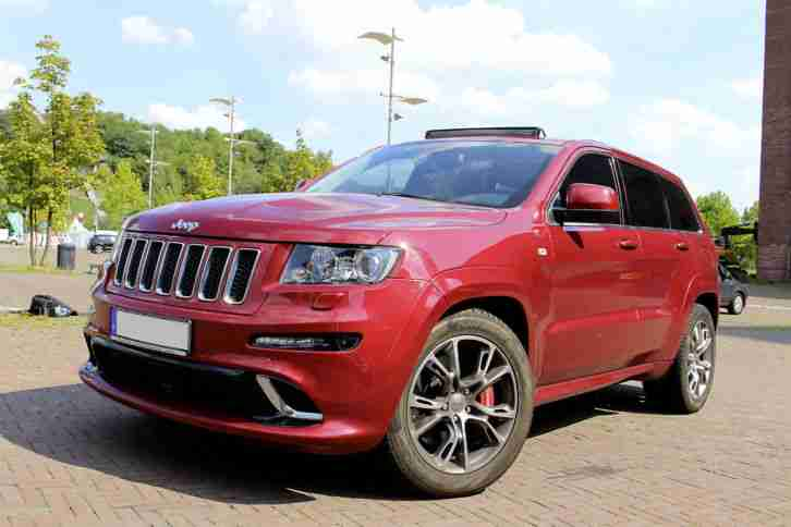 jeep grand cherokee srt8 die besten angebote. Black Bedroom Furniture Sets. Home Design Ideas