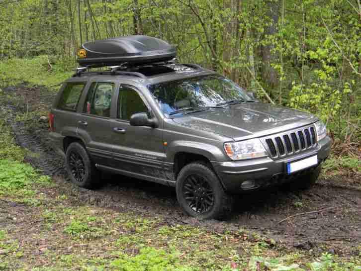 jeep grand cherokee 2 7 crd magna elektronik die besten angebote amerikanischen autos. Black Bedroom Furniture Sets. Home Design Ideas