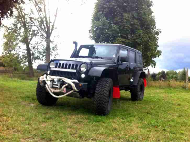 JEEP WRANGLER UNLIMITED SAHARA 2013 3,6L PENTASTAR