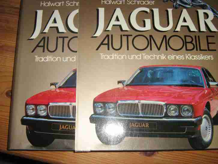 Jaguar Automobile Tradition undTechnik eines Klassikers