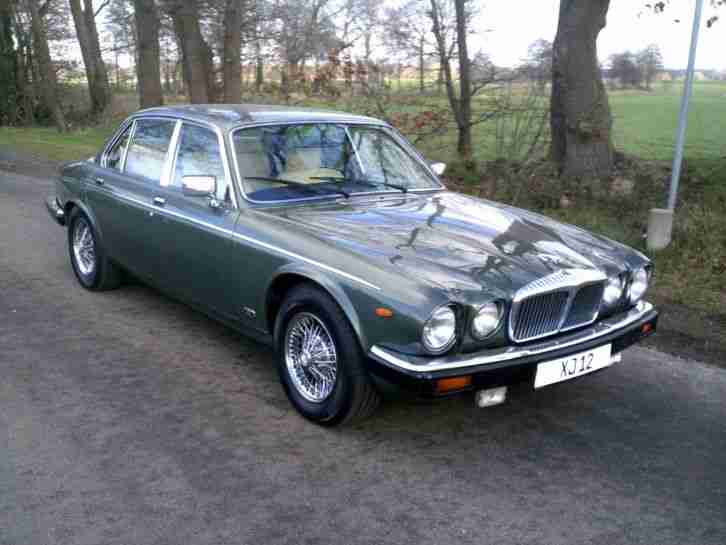 , Daimler Double Six , XJ 12