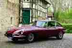 E Type Serie 1, 5 Coupe, 4, 2L, Oldtimer,
