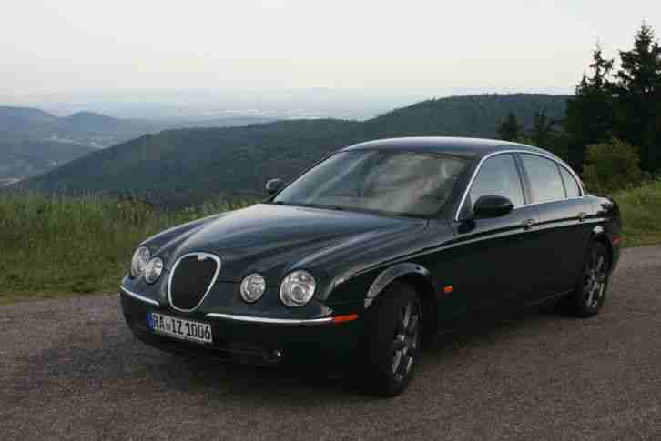Jaguar S Typ 4.2 V8 Executive Sport Automatik