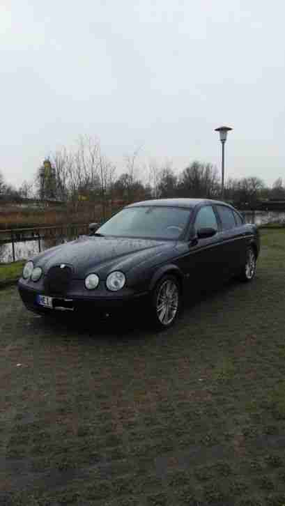 Jaguar S Type 2.7 Twin Turbo Diesel Aut