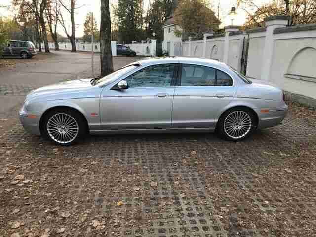 Jaguar S Type 2.7 d Executive BJ 2007 156.000 km