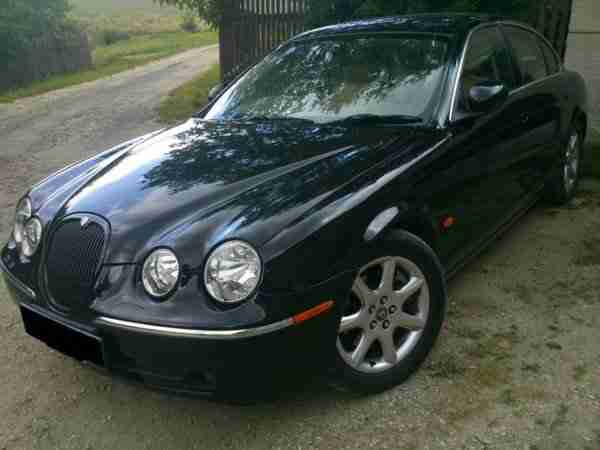 Jaguar S Type 2.7D Bj. 2004