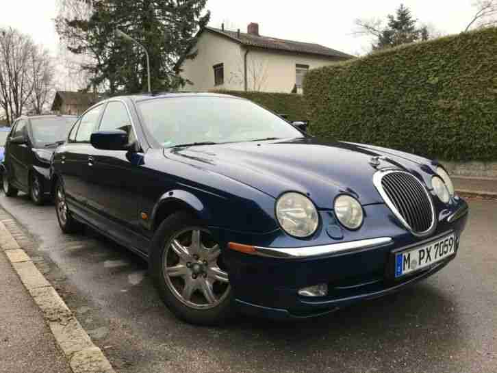 Jaguar S Type 3.0V6