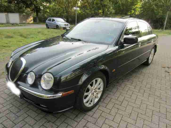Jaguar S Type 3. 0l Executive, Bj. 2000, Tüv 11 21, 124. 000 km