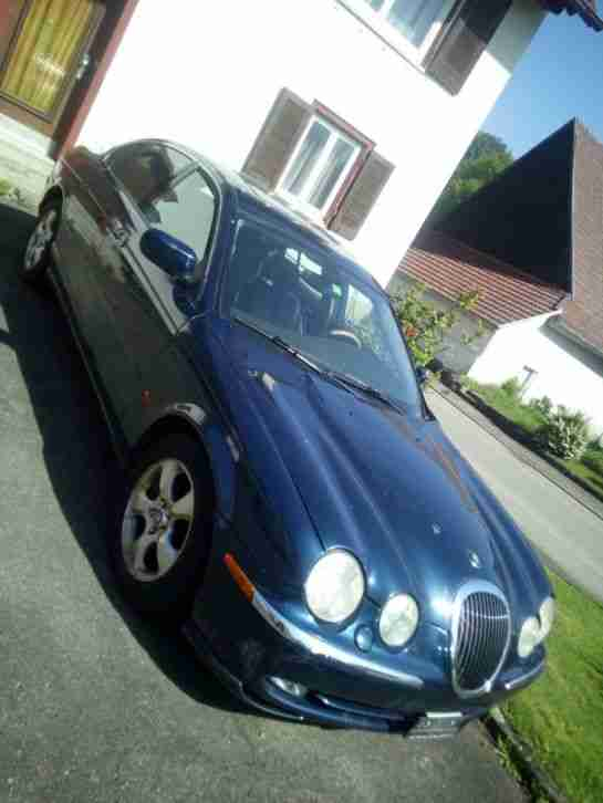 Jaguar S Type 4.0 V8