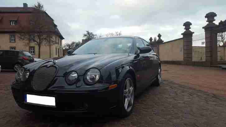 Jaguar S-Type 4.2 V8 R Kompressor 396PS Vollaustattung Shadowline Performance*