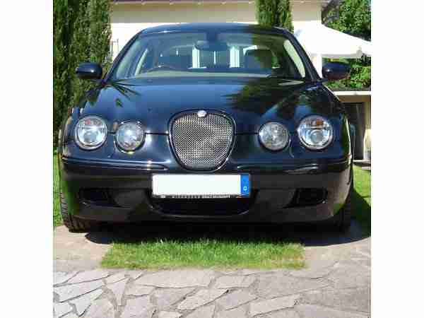 Jaguar S- Type R 395 PS V8 Vollausstattung