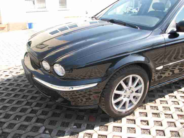 Jaguar X-Type 2.5 V6 4x4 Executive