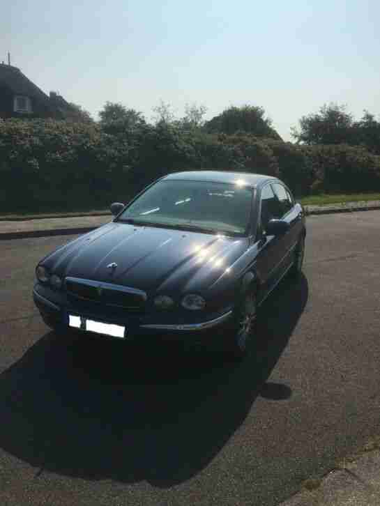 Jaguar X Type 3. 0 CF1