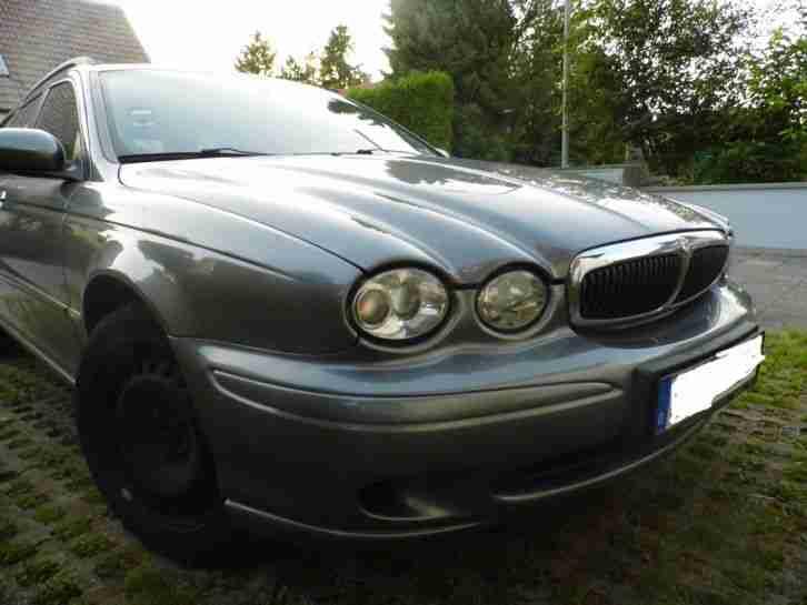 jaguar x type estate 2 2 l diesel tdci bj tolle angebote in jaguar. Black Bedroom Furniture Sets. Home Design Ideas