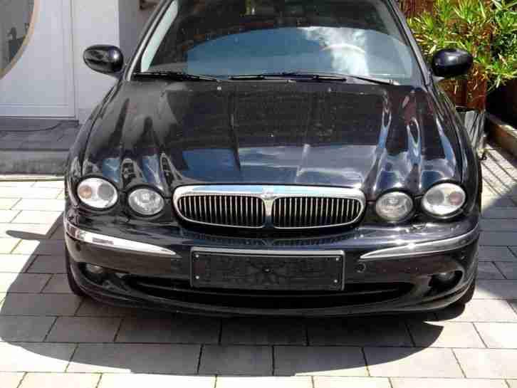 jaguar x type estate executive kombi 2 0 diesel tolle angebote in jaguar. Black Bedroom Furniture Sets. Home Design Ideas