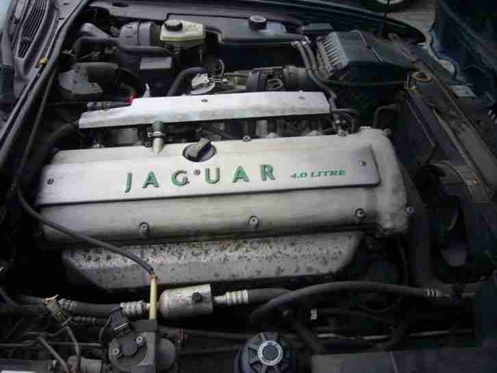 Jaguar X300 4,0l Bj 1995 241PS