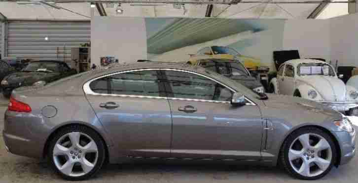 Jaguar XF 4.2 V8 Super