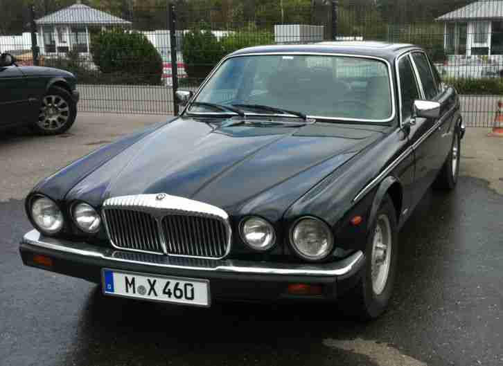 XJ 12 Serie 3 Daimler Double Six