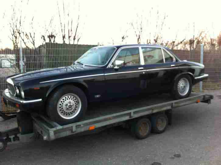 Jaguar XJ 12 Serie 3 Daimler Double Six