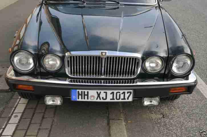 jaguar xj 12 serie 3 xj12 guter zustand wenig tolle angebote in jaguar. Black Bedroom Furniture Sets. Home Design Ideas