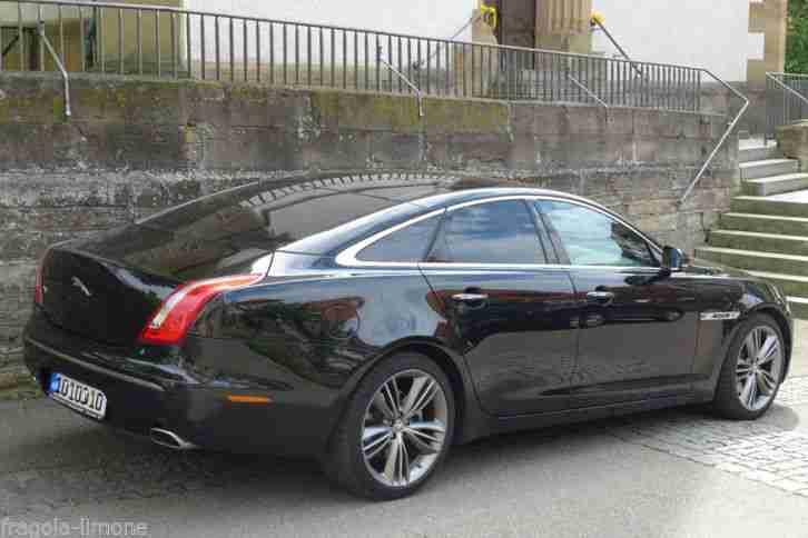 jaguar xj 3 0 diesel supersport garantie tolle angebote in jaguar. Black Bedroom Furniture Sets. Home Design Ideas