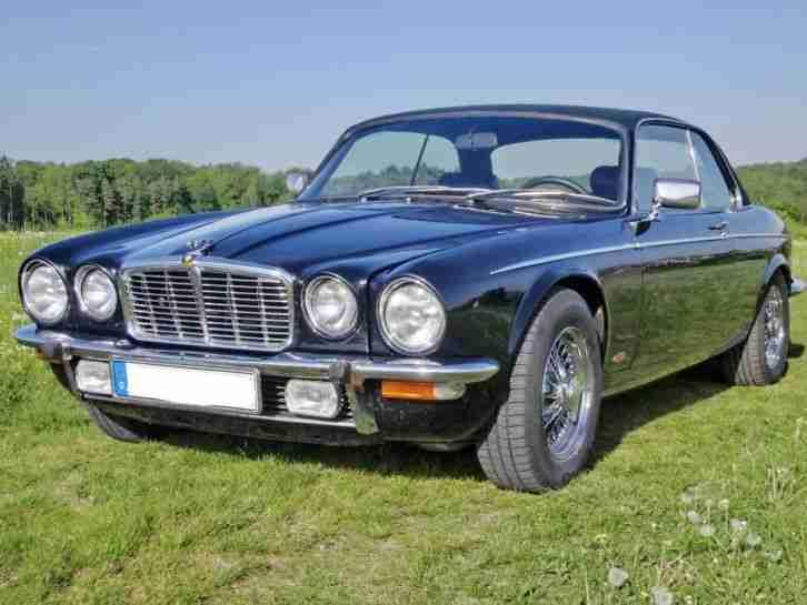 jaguar xj 4 2 coupe bj 76 oldtimer mit h tolle angebote in jaguar. Black Bedroom Furniture Sets. Home Design Ideas