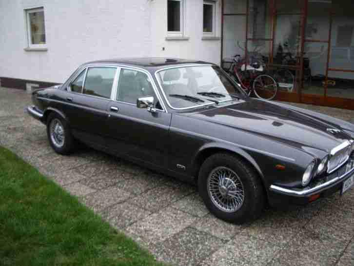 jaguar xj 6 bauj 1987 guter zust mit leicht tolle angebote in jaguar. Black Bedroom Furniture Sets. Home Design Ideas