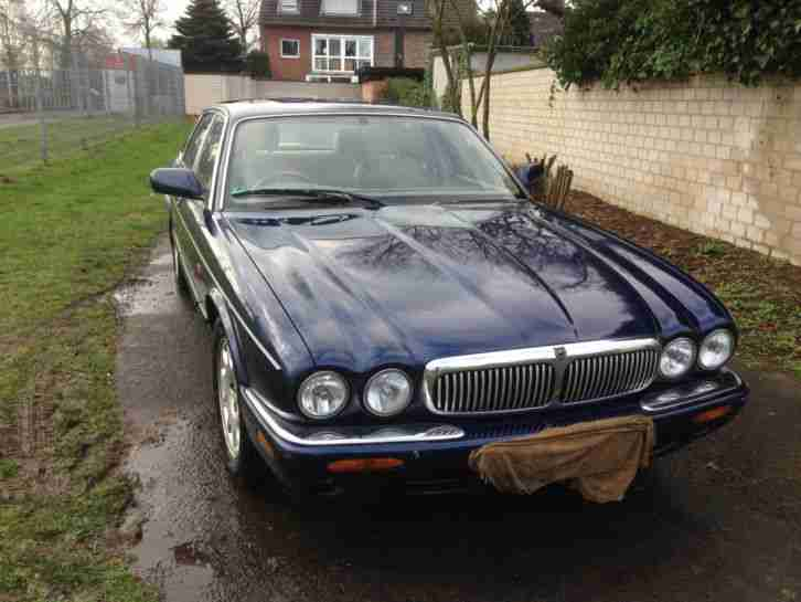 Jaguar XJ 8, 3.2 Executive