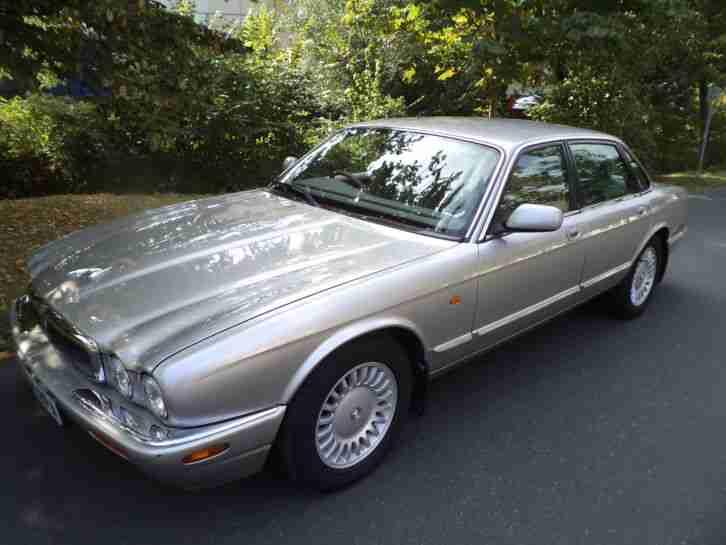 jaguar xj 8 baujahr 1999 tolle angebote in jaguar. Black Bedroom Furniture Sets. Home Design Ideas
