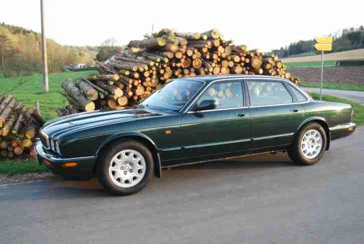 jaguar xj 8 x 308 3 2 rechtslenker gebraucht tolle angebote in jaguar. Black Bedroom Furniture Sets. Home Design Ideas