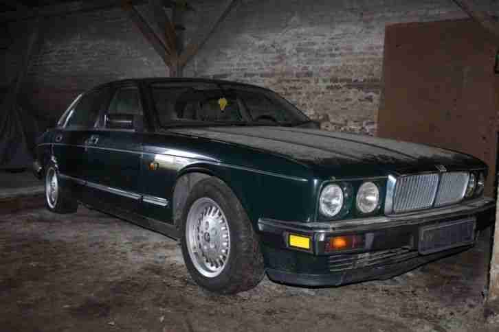 Jaguar XJ40 Sovereign 4.0L mit LPG