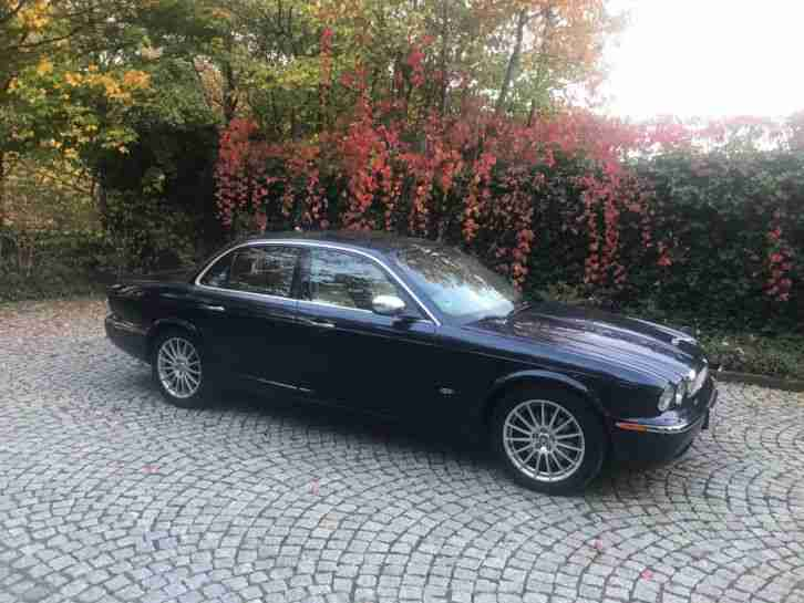 XJ6 2.7 Twin Turbo Diesel Executive