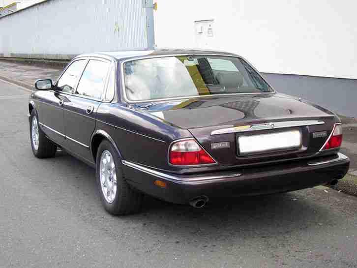 jaguar xj8 3 2 sovereign x308 lhd limousine mit tolle angebote in jaguar. Black Bedroom Furniture Sets. Home Design Ideas