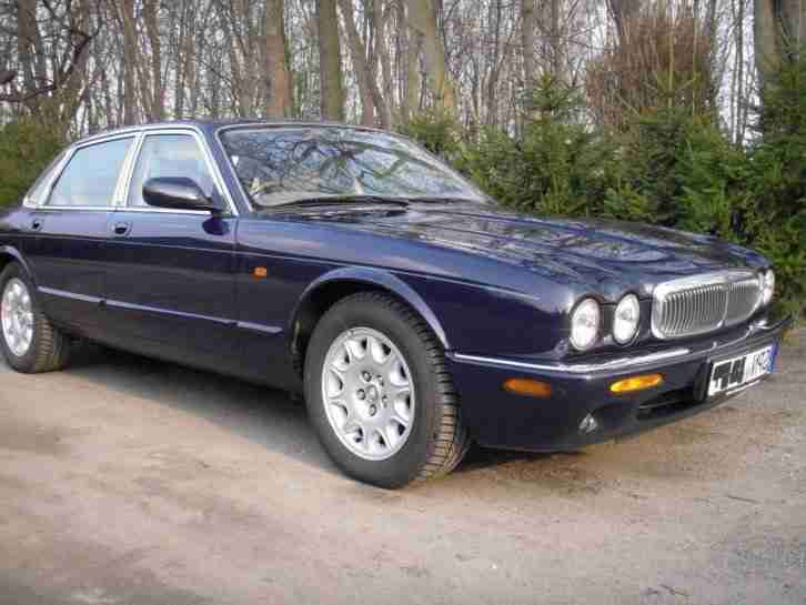 XJ8 Sovereign linkslenker 1998 TÜV Leder Klima