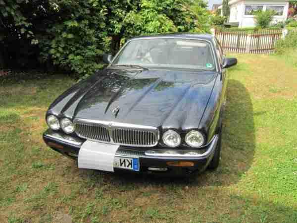jaguar xj8 x308 3 2 ltr sehr guter zustand tolle angebote in jaguar. Black Bedroom Furniture Sets. Home Design Ideas