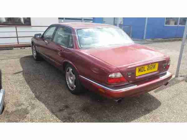 Jaguar XJR Kompressor Supercharged 4.0