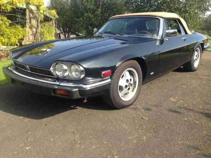 jaguar xjs cabrio tolle angebote in jaguar. Black Bedroom Furniture Sets. Home Design Ideas