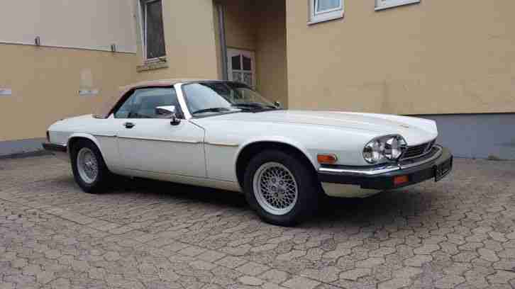 Jaguar XJS V 12 Cabrio Classic- Collection