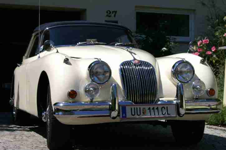 XK 150 Drop Head Coupe, 3, 8l