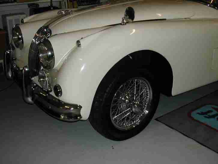 Jaguar XK 150 Drop Head Coupe, 3,8l