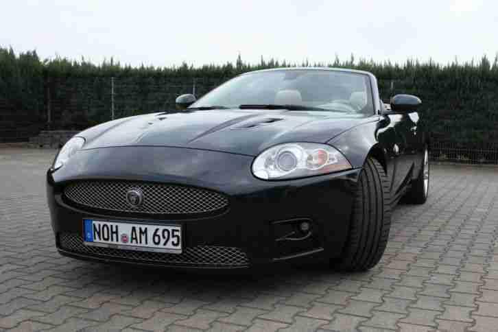 jaguar xkr cabrio 306kw 416ps v8 ez tolle. Black Bedroom Furniture Sets. Home Design Ideas