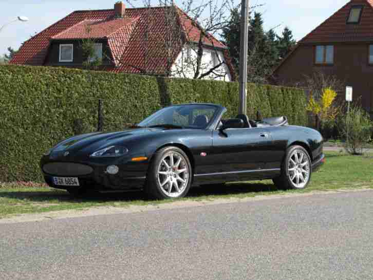 jaguar xkr cabrio convertible aus 2004 tolle angebote in. Black Bedroom Furniture Sets. Home Design Ideas