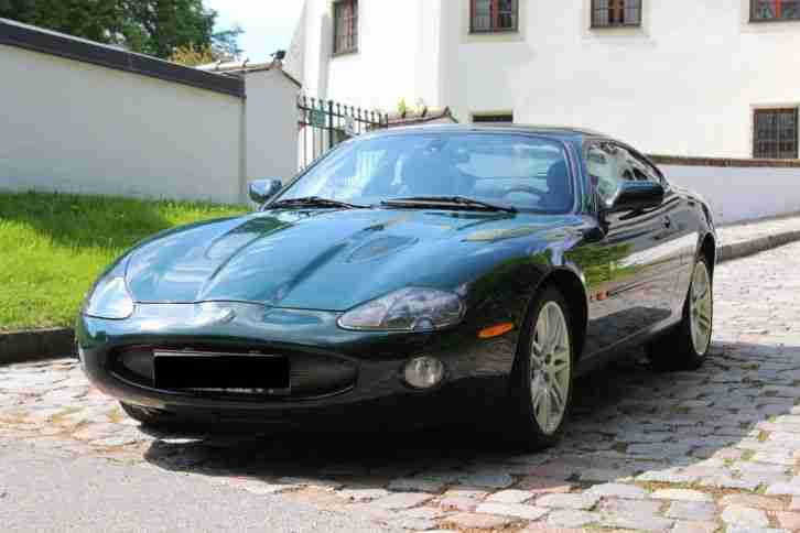 Jaguar XKR SUPERCHARGED Baujahr 2003 V8 4.2