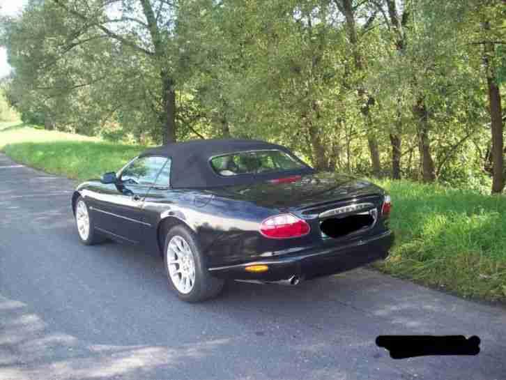 jaguar xkr cabrio 2002 370 ps tolle angebote in jaguar. Black Bedroom Furniture Sets. Home Design Ideas