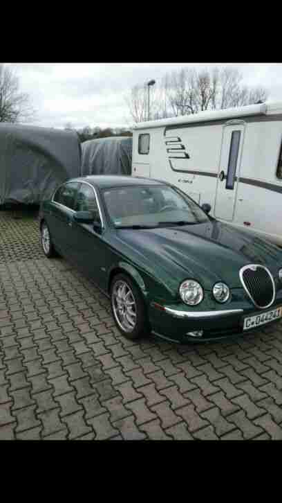Jaguar s type 2, 5 2003