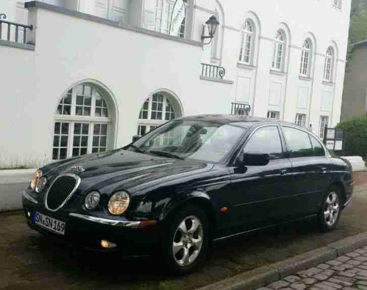 Jaguar s type Tüv, MP3, Vollausstattung