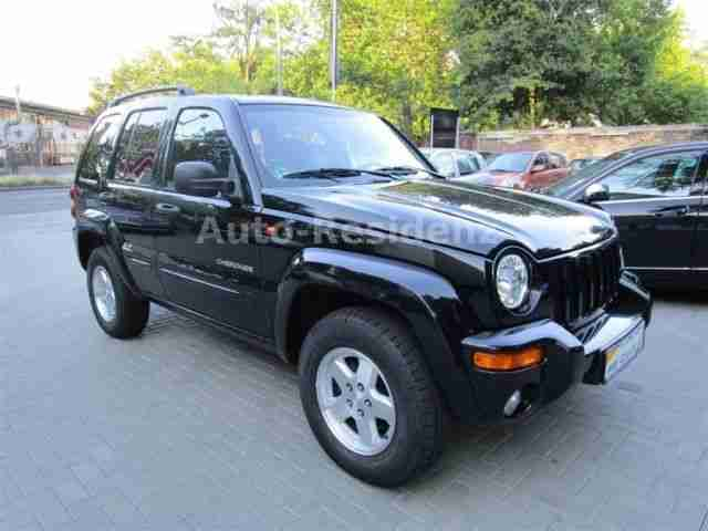 Jeep CHEROKEE 3.7 LIMITED AUT KLIMA LEDER NAVIE.EL.SD