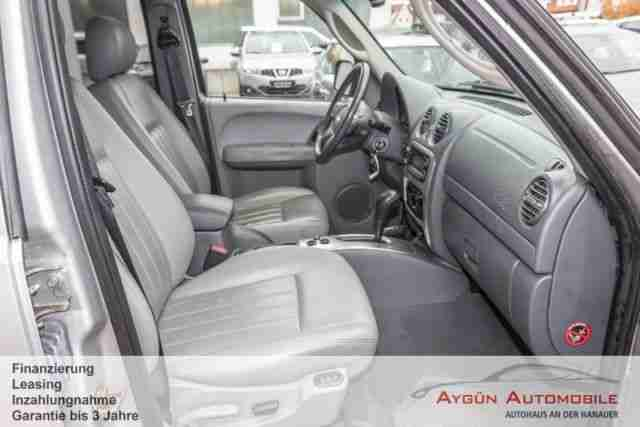 Jeep Cherokee 2.8 CRD Automatik Limited