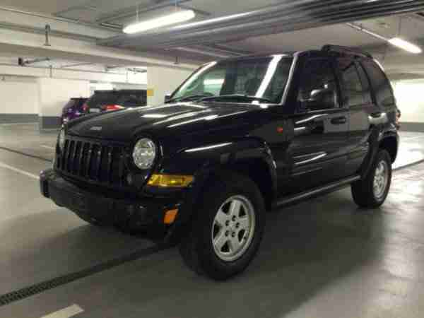 Jeep Cherokee 3.7 Automatik Limited PDC